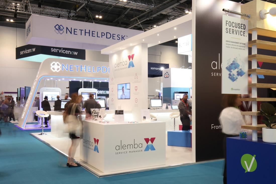 Alemba's rebrand launch