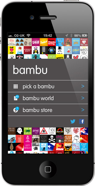 Bambu for iPhone