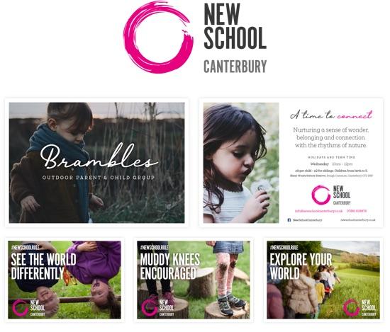 New School Canterbury
